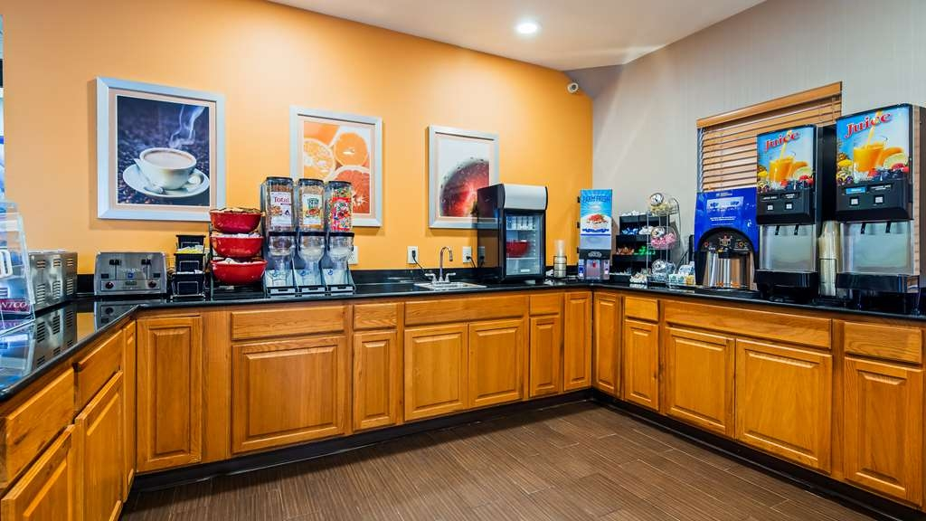 Best Western Harrisburg Hershey Hotel - Restaurante/Comedor