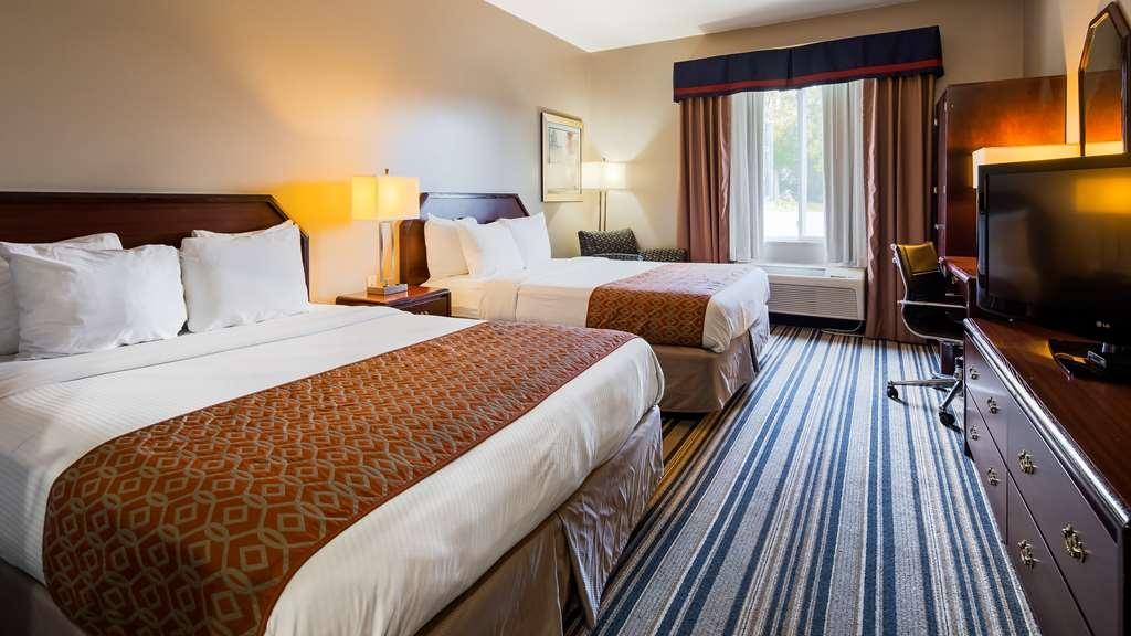Best Western Harrisburg Hershey Hotel - Habitaciones/Alojamientos