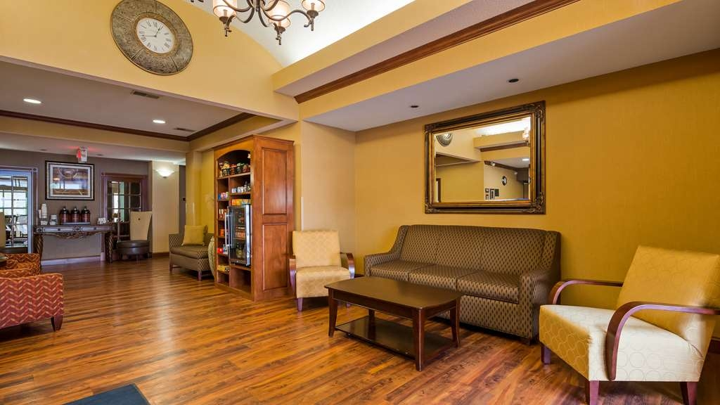 Best Western Plus Clearfield - Vue du lobby