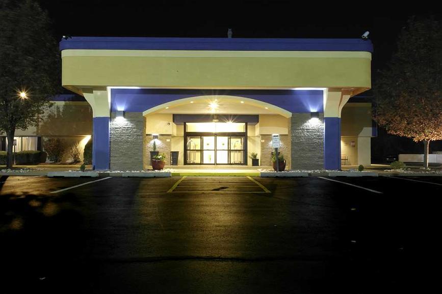 Best Western Plus Philadelphia Bensalem Hotel - Area esterna