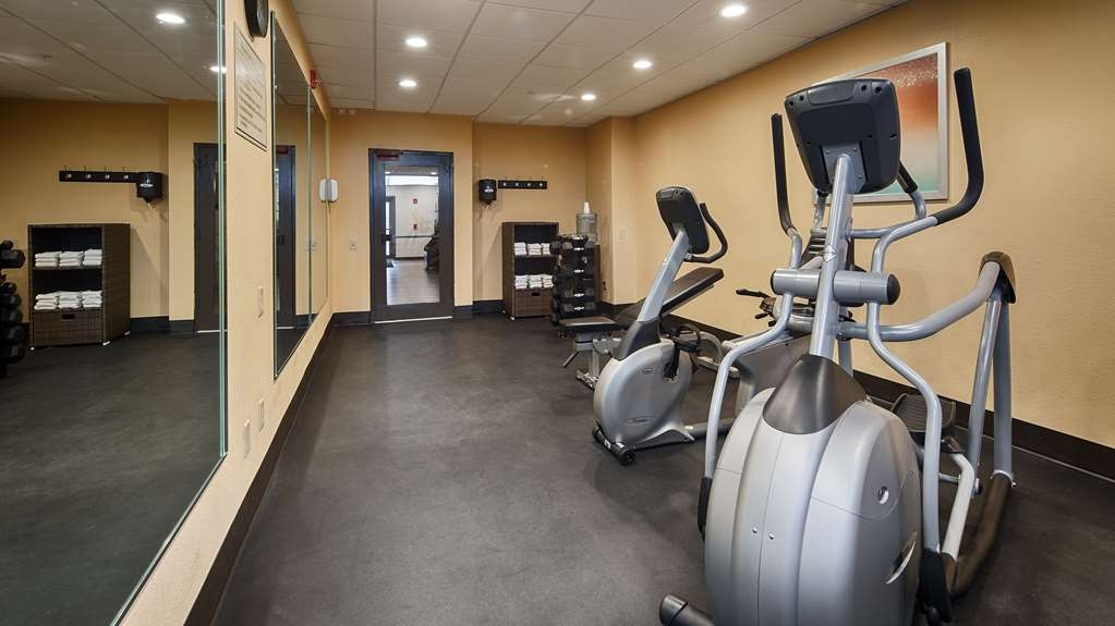 Best Western Plus Harrisburg East Inn & Suites - exercise chambre