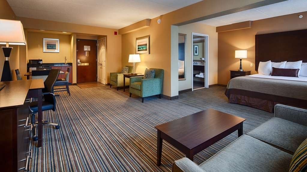 Best Western Plus Harrisburg East Inn & Suites - exécutif suite