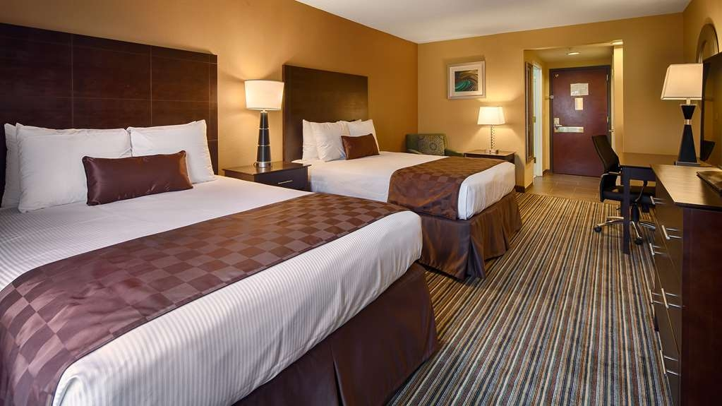 Best Western Plus Harrisburg East Inn & Suites - standard double
