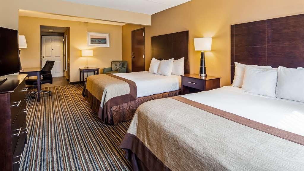 Best Western Plus Harrisburg East Inn & Suites - Camere / sistemazione