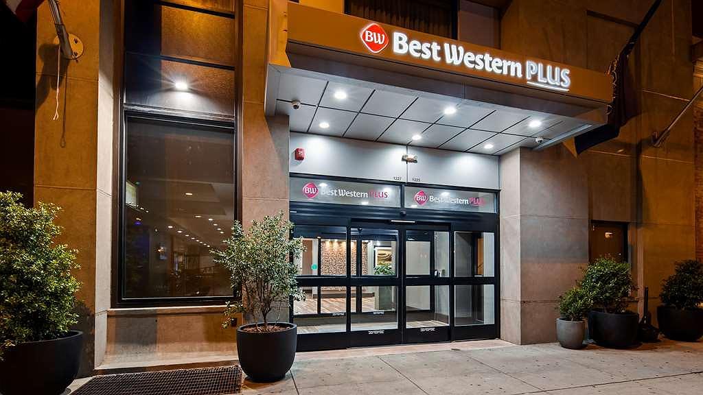Best Western Plus Philadelphia Convention Center Hotel - Vista exterior