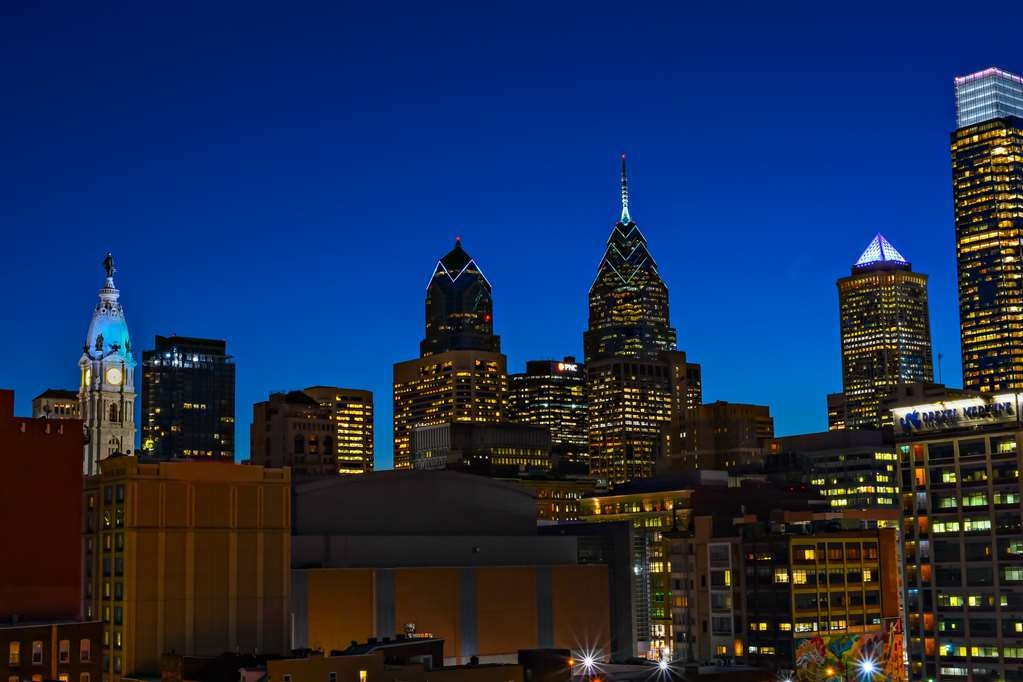 Best Western Plus Philadelphia Convention Center Hotel - View from the Hotel