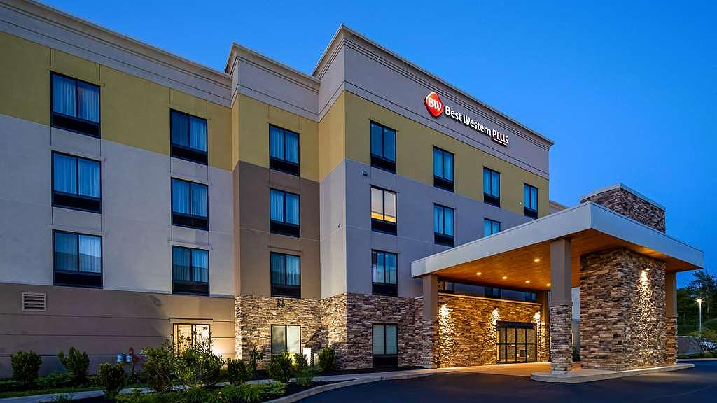 Best Western Plus Erie Inn & Suites - Aussenansicht