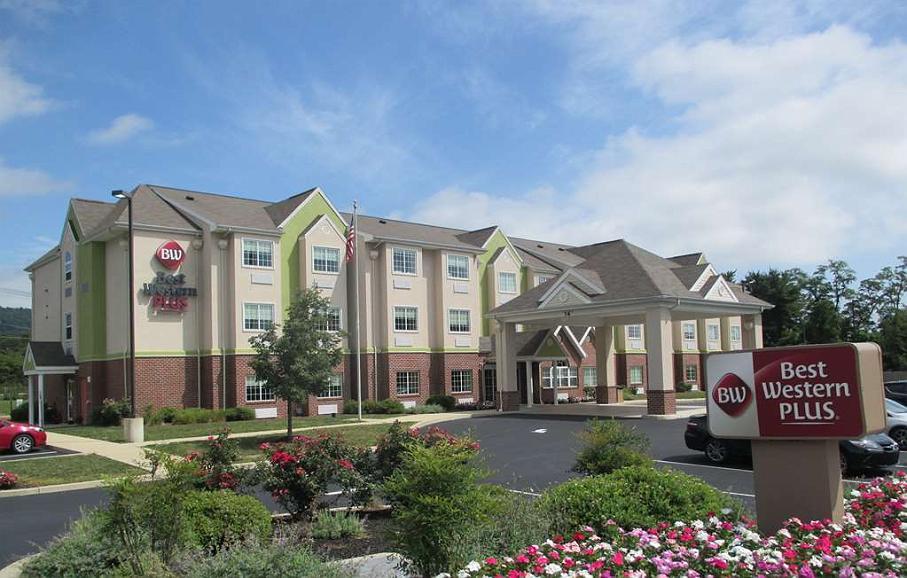 Best Western Plus Harrisburg Mechanicsburg - Vista exterior