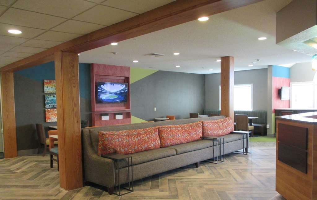 Best Western Plus Harrisburg Mechanicsburg - Lobbyansicht