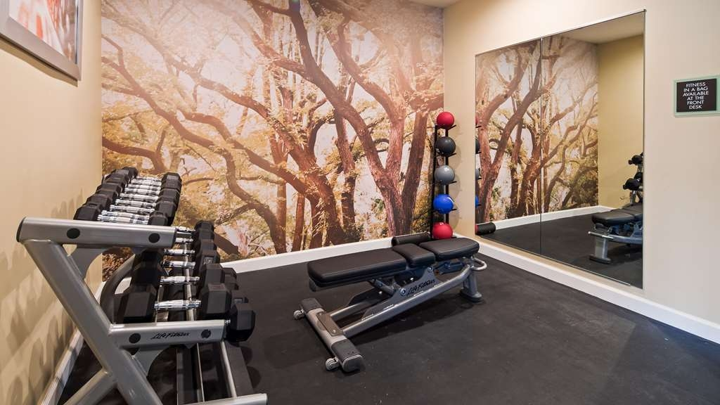 Best Western Plus Harrisburg Mechanicsburg - Fitnessstudio
