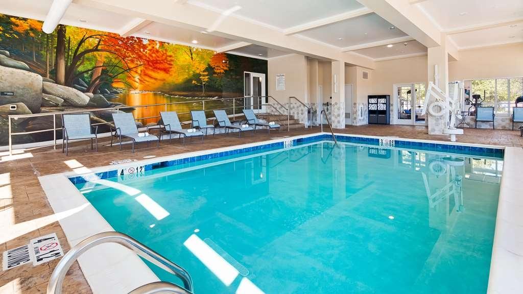Best Western Gettysburg - Vista de la piscina