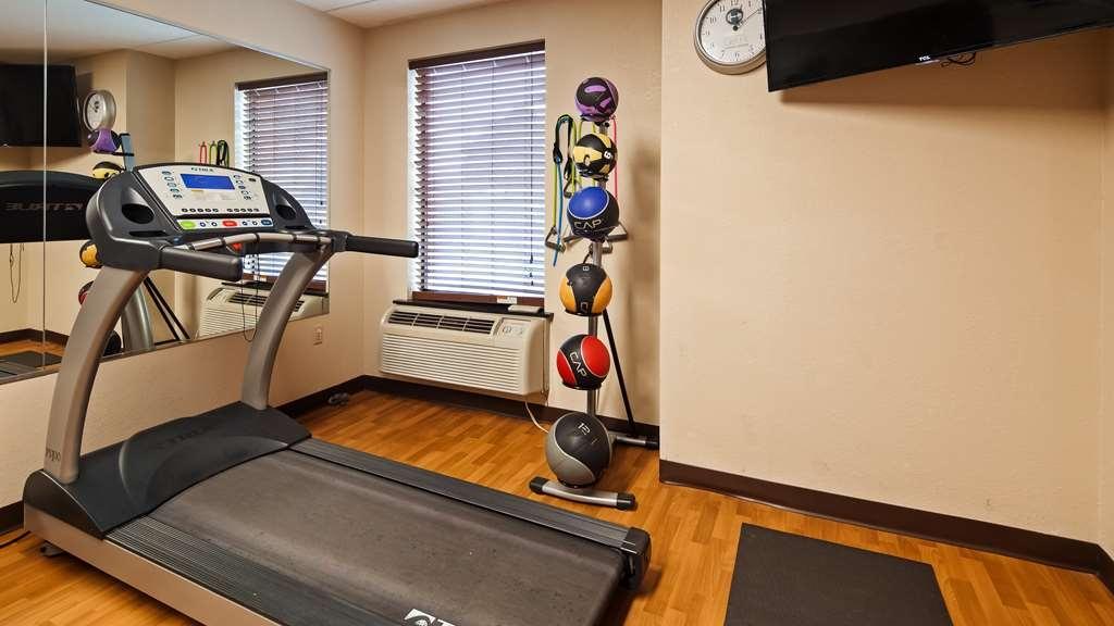 Best Western Harrisburg North - Fitness Area