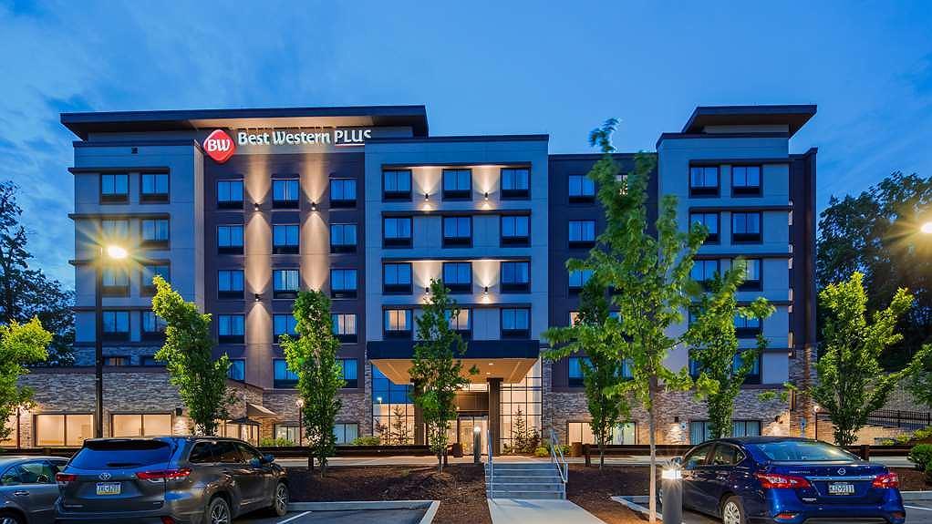 Best Western Plus Cranberry-Pittsburgh North - Vista exterior