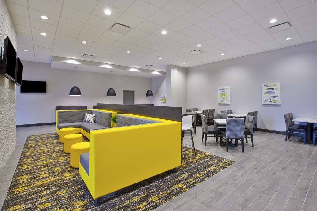 Best Western Plus Cranberry-Pittsburgh North - Restaurante/Comedor