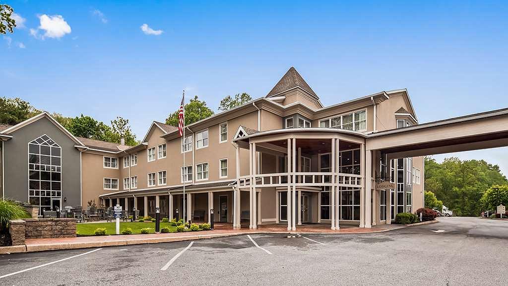 Inn at Mendenhall, BW Premier Collection - Facciata dell'albergo