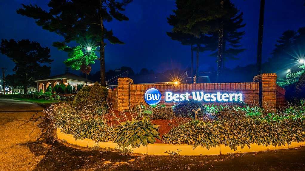 Best Western West Greenwich Inn - Vue extérieure