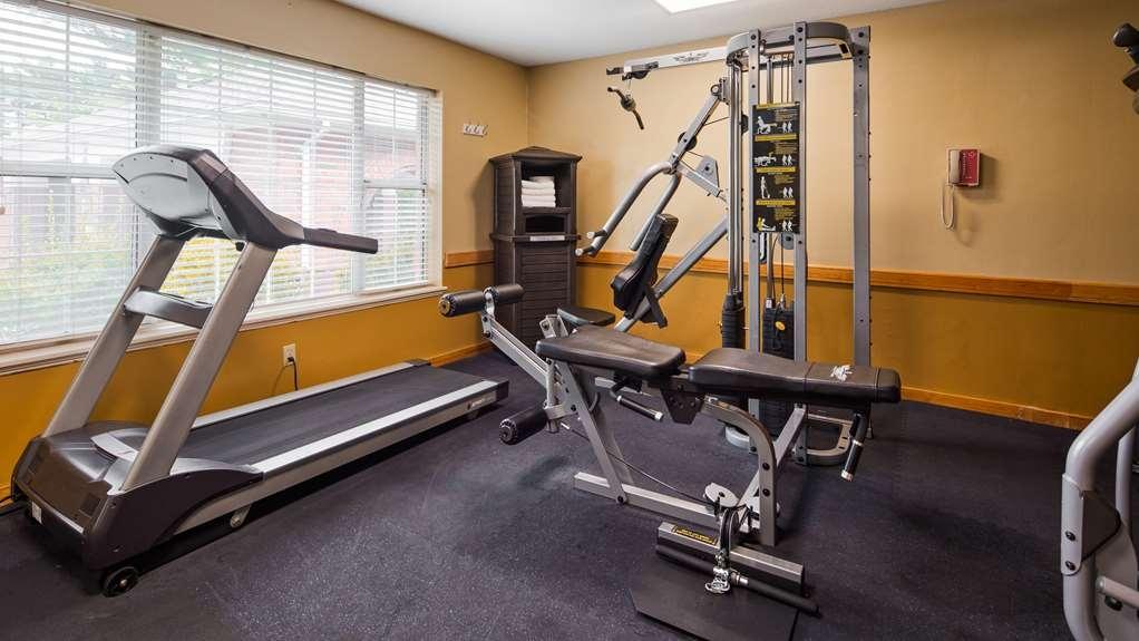 Best Western West Greenwich Inn - Fitnessstudio