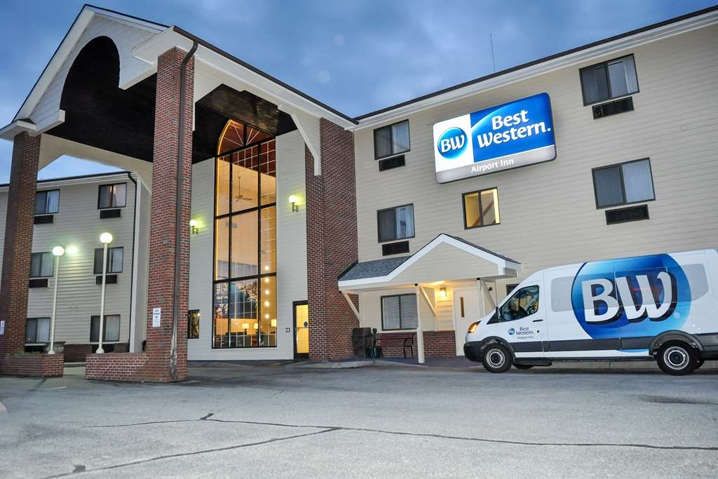 Best Western Airport Inn - HOTEL SHUTTLE