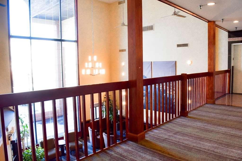 Best Western Airport Inn - Vue du lobby