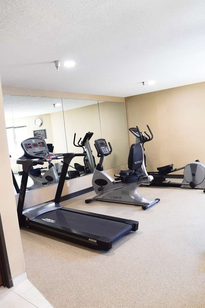 Best Western Airport Inn - Fitnessstudio