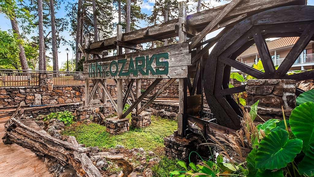 Best Western Inn of the Ozarks - Vue extérieure
