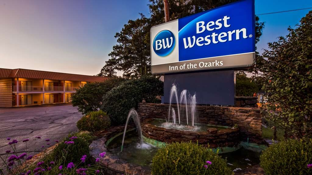 Best Western Inn of the Ozarks - Facciata dell'albergo