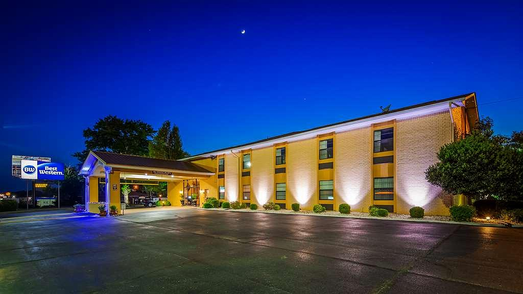 Best Western Benton Inn - Vista exterior