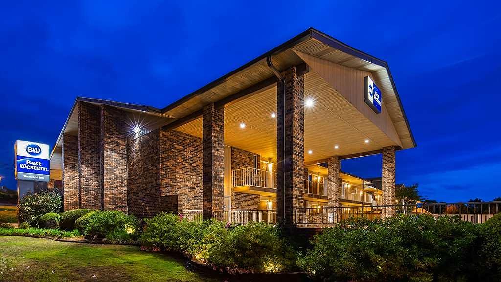 Best Western Sherwood Inn - Vue extérieure