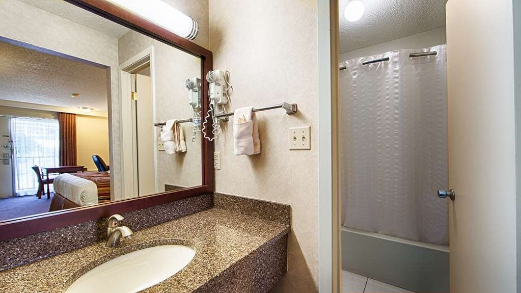 Best Western Sherwood Inn - Bagno
