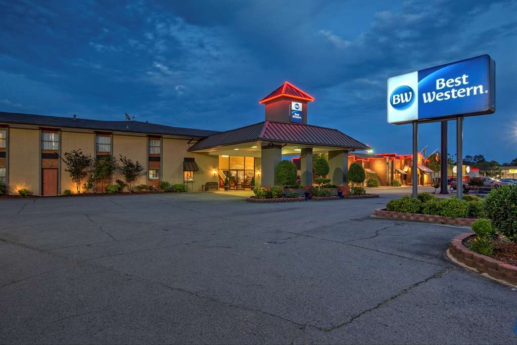 Best Western Inn - We are waiting your arrival at the Best Western Inn located in Russellville Arkansas.