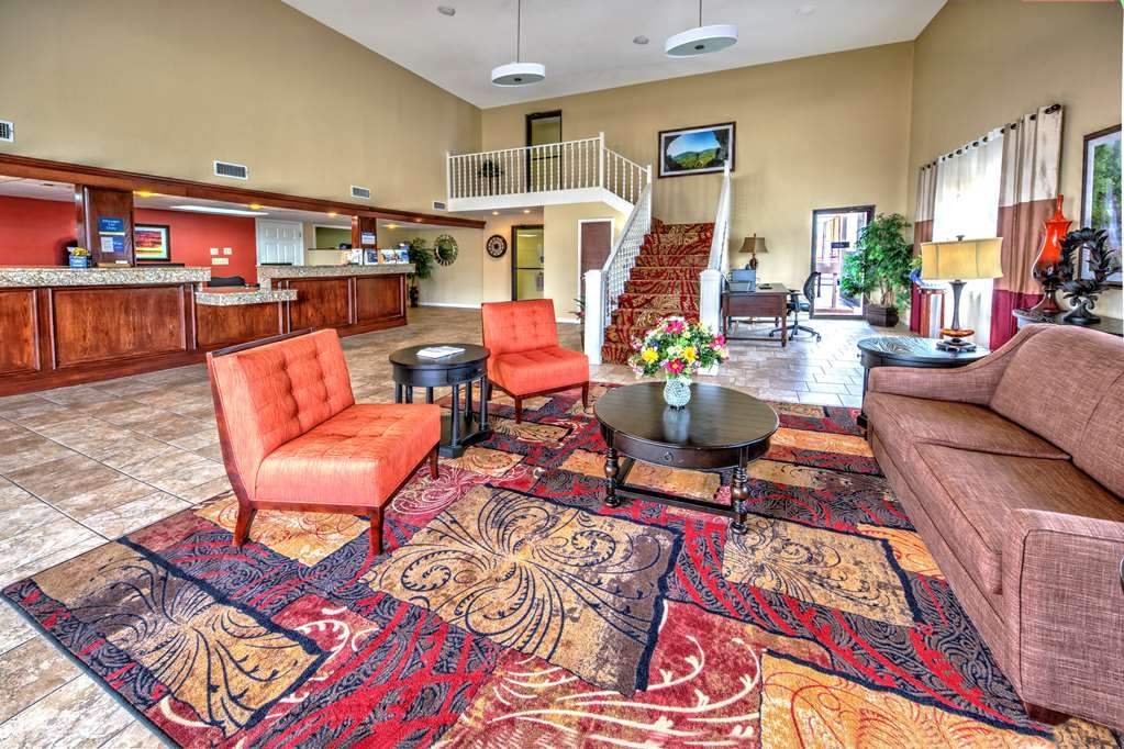 Best Western Inn - We strive to exceed your every expectation starting from the moment you walk into our lobby.