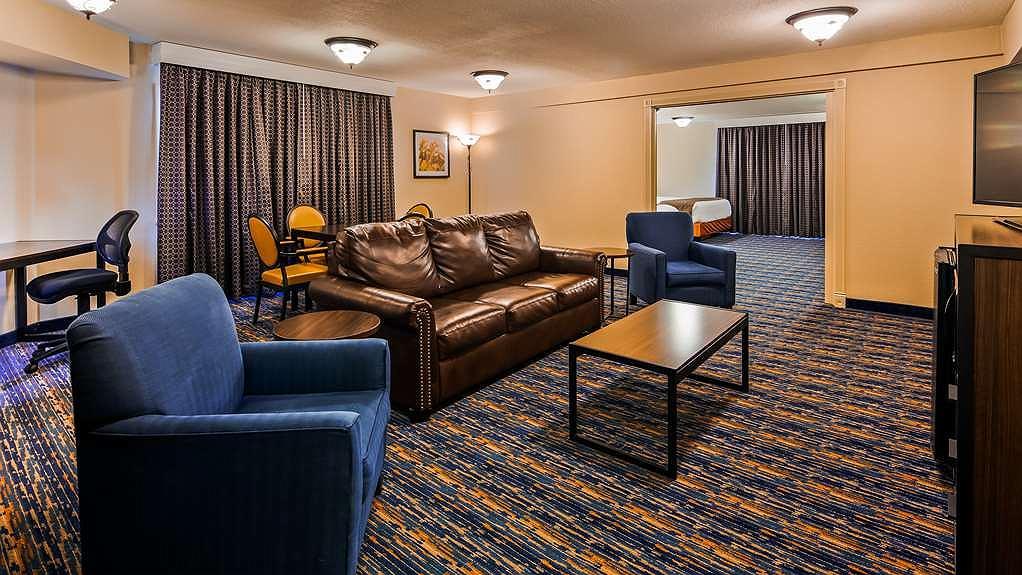 Hotel En Hot Springs Best Western Winners Circle