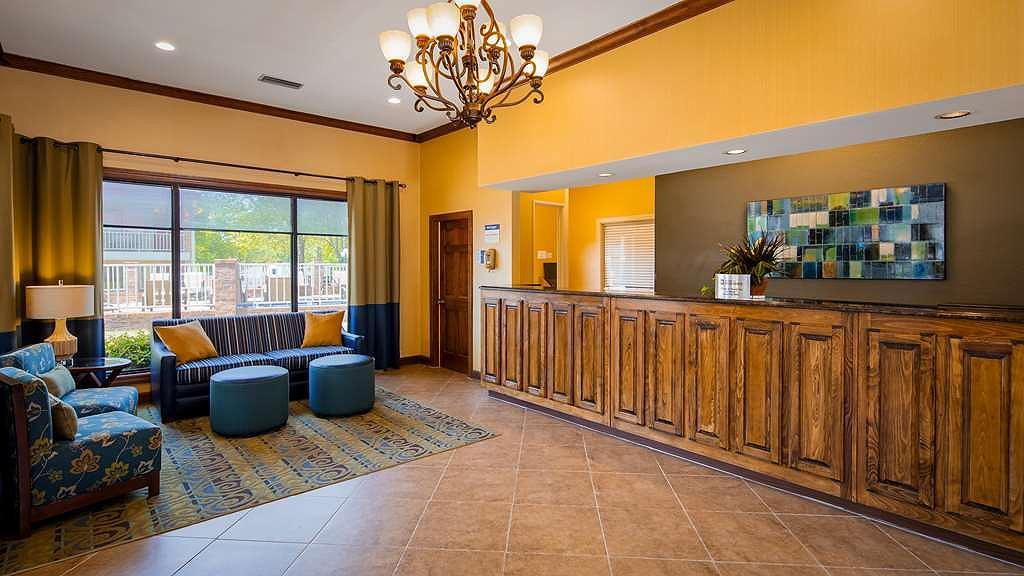 Hotel in Hot Springs | Best Western Winners Circle