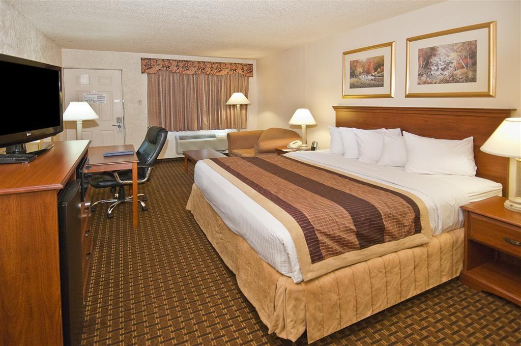 Best Western Hillside Inn - Camere / sistemazione