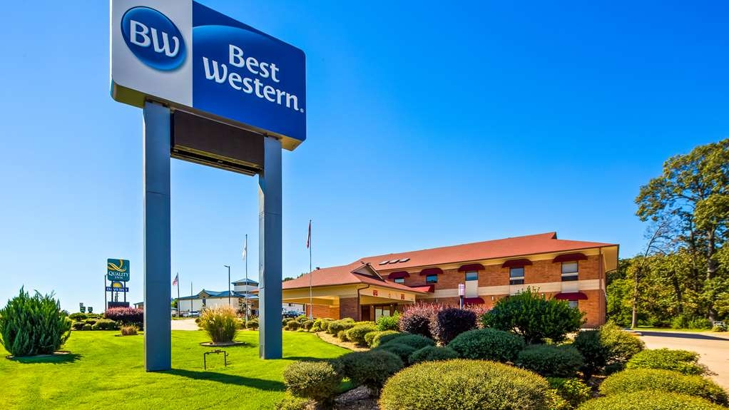 Best Western Jacksonville Inn - Façade