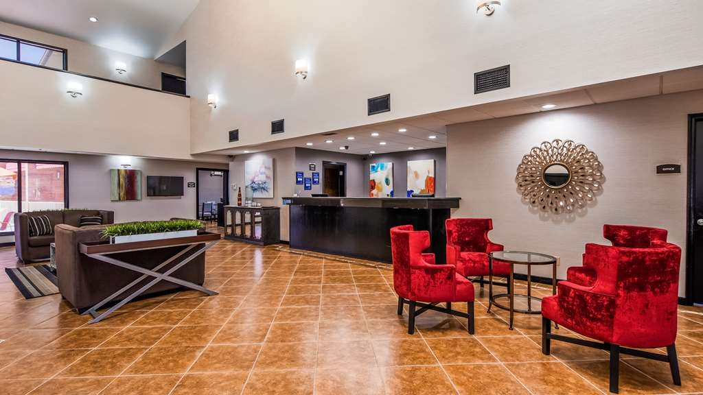 Best Western Jacksonville Inn - Lobbyansicht
