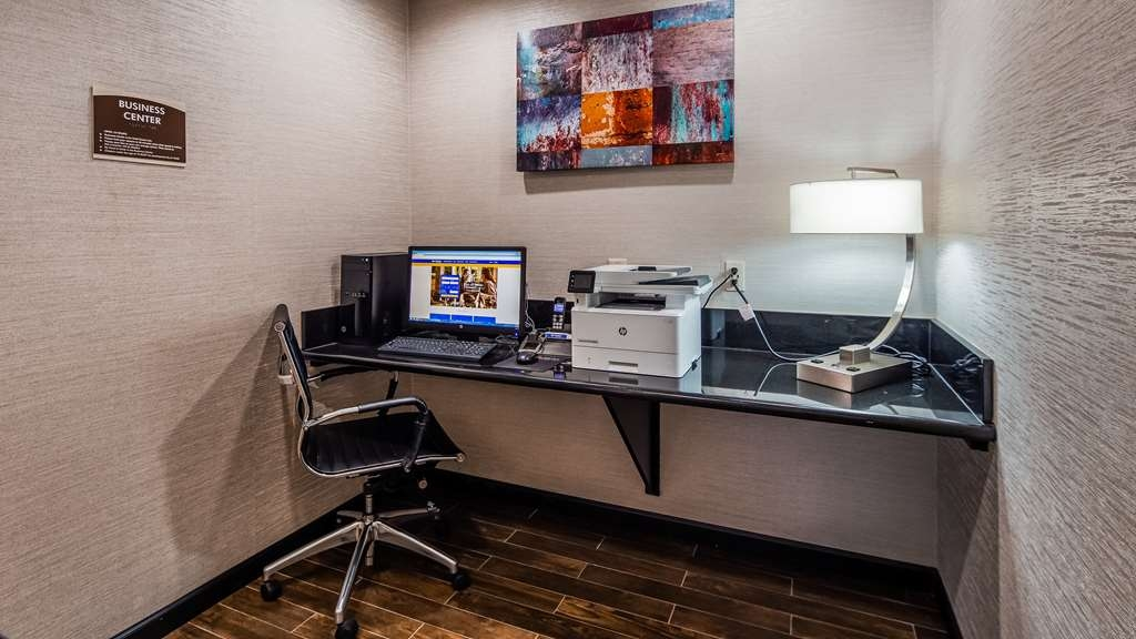Best Western Jacksonville Inn - Business center