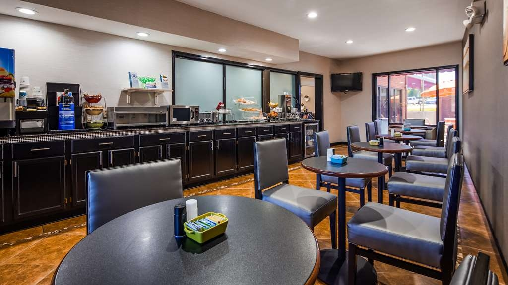 Best Western Jacksonville Inn - Restaurant / Gastronomie