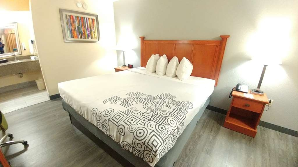 Best Western Jacksonville Inn - pet friendly room