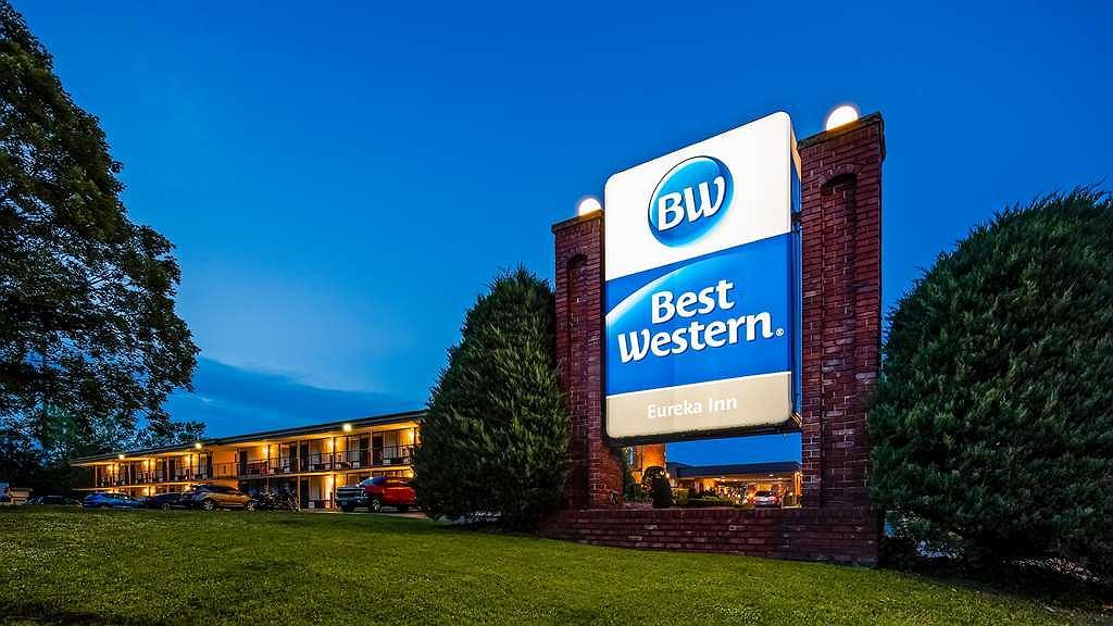 Best Western Eureka Inn - Vista exterior