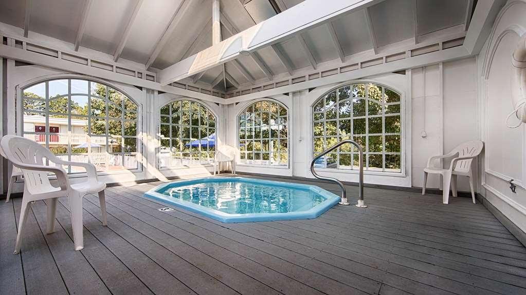 Best Western Eureka Inn - chaud baignoire