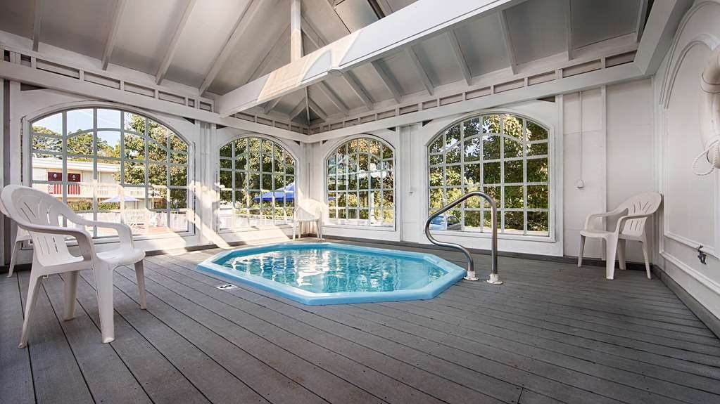 Best Western Eureka Inn - bañera de hidromasaje