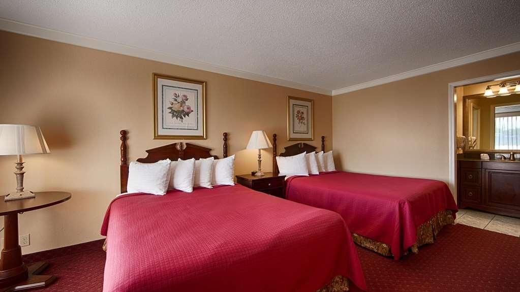 Best Western Eureka Inn - Gästezimmer/ Unterkünfte
