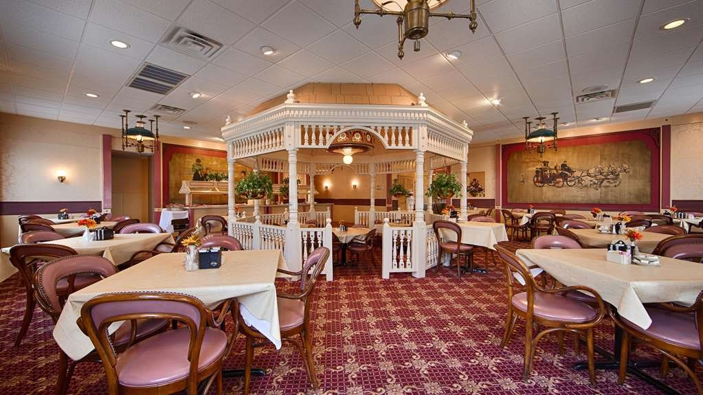 Best Western Eureka Inn - Desayuno Buffet