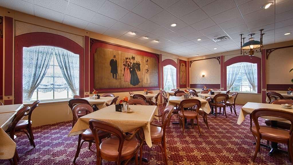 Best Western Eureka Inn - Le petit déjeuner buffet