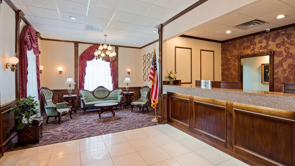 Best Western Eureka Inn - Hall