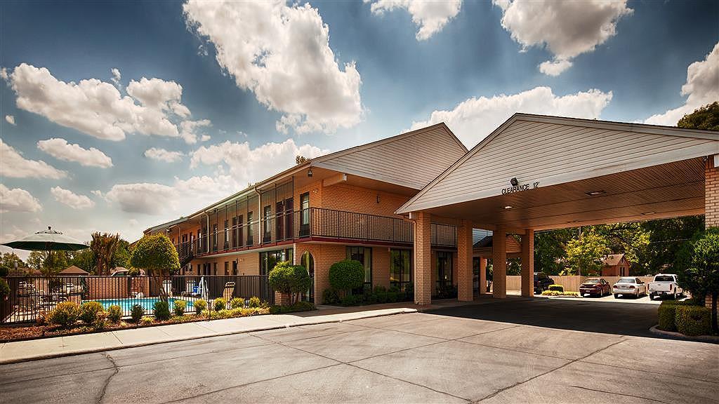 Best Western Inn - Vue extérieure