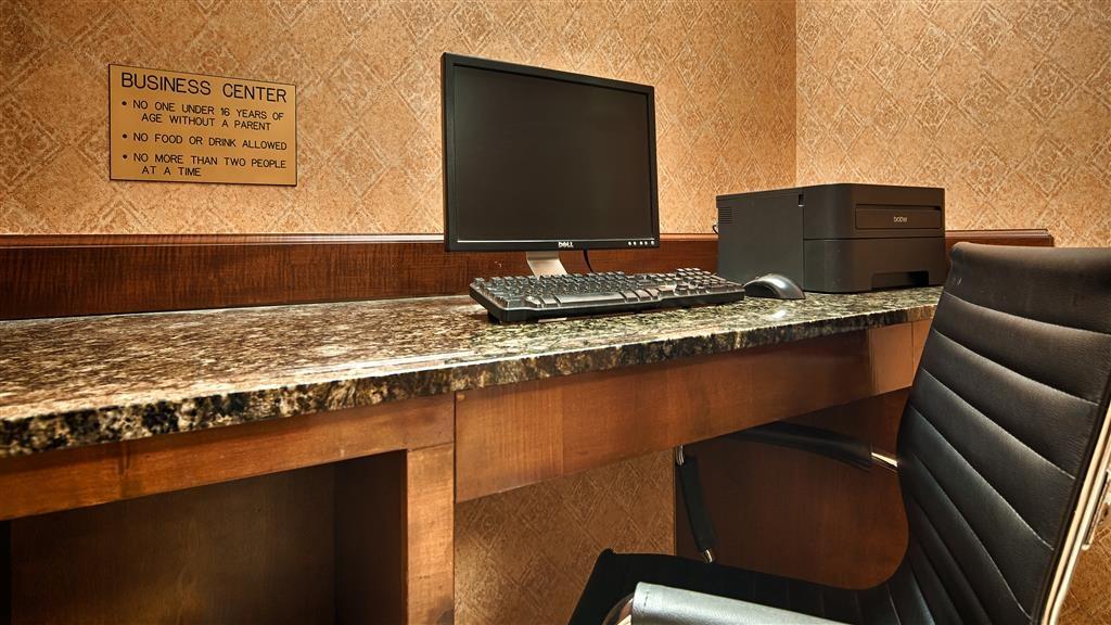 Best Western Inn - centre des affaires