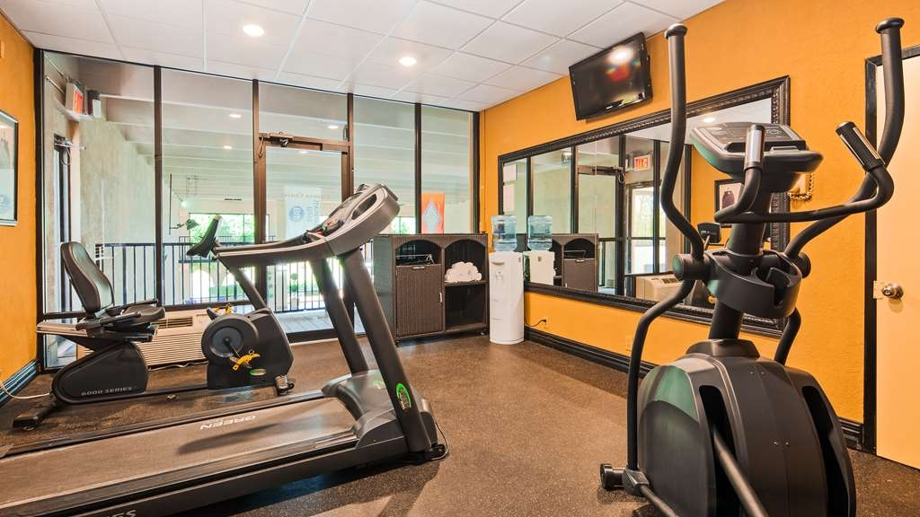 Best Western Windsor Suites - Club de remise en forme