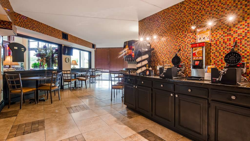 Best Western Windsor Suites - Restaurant / Etablissement gastronomique
